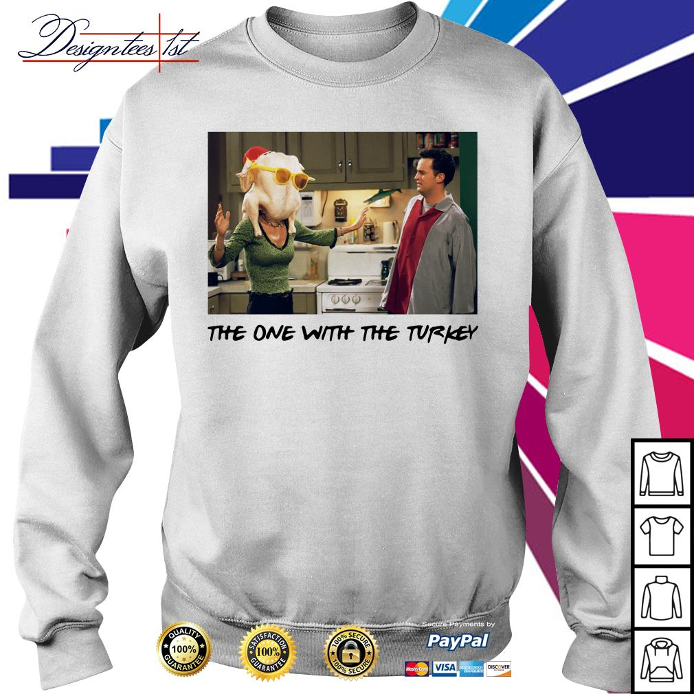 Friends Thanksgiving Episodes Monica the one with the turkey Sweater