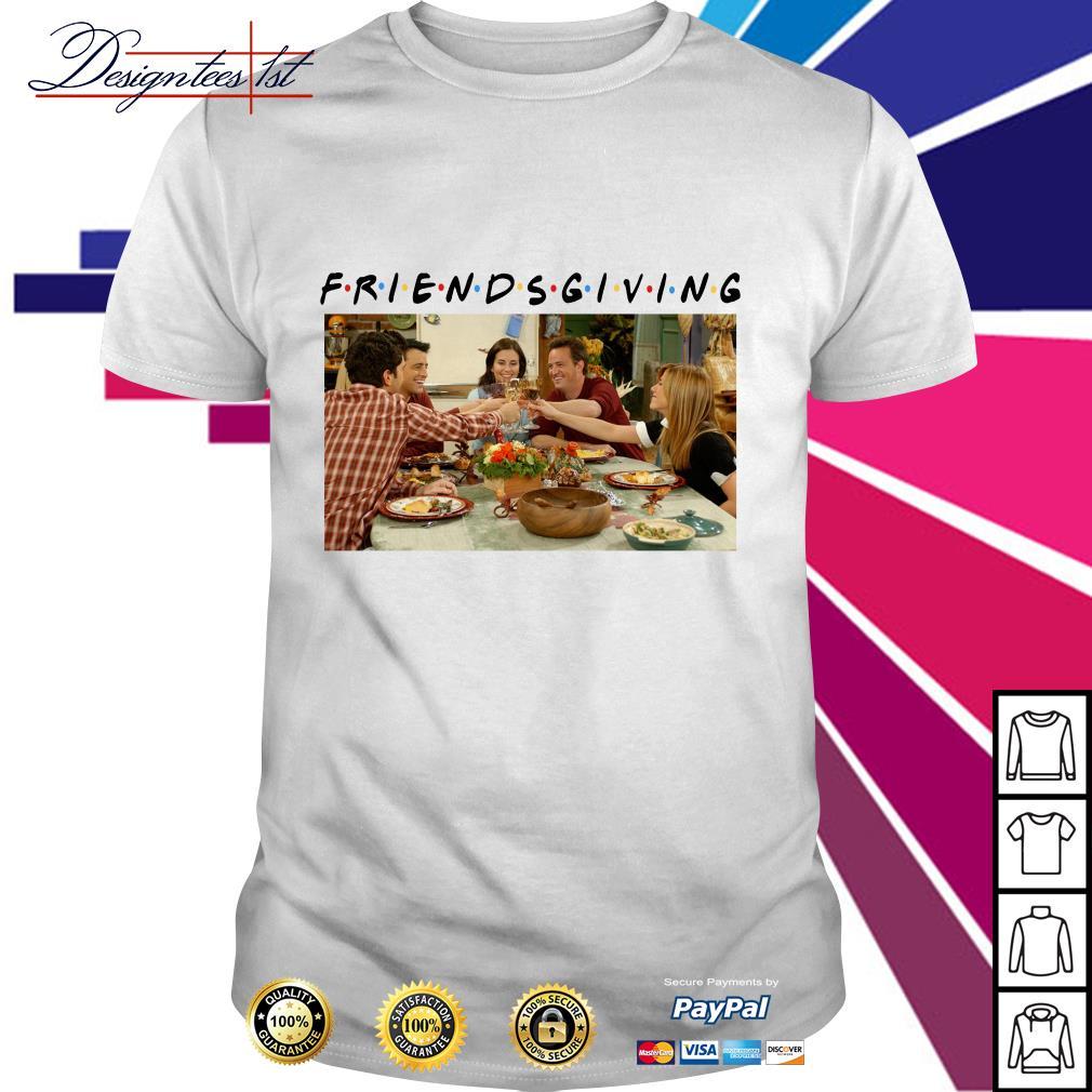 Friends TV show Friendsgiving shirt
