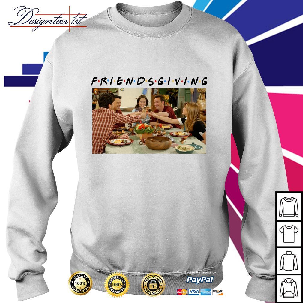 Friends TV show Friendsgiving Sweater