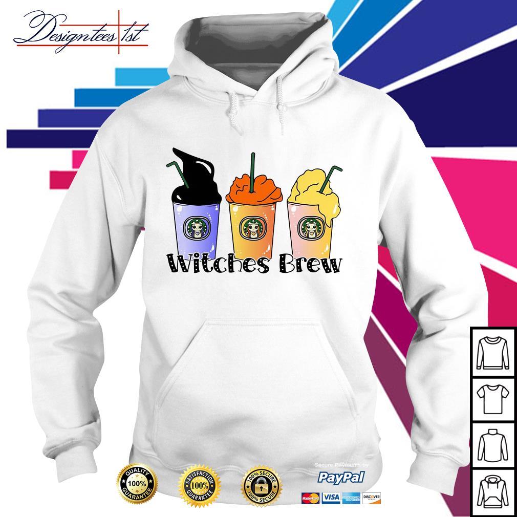 Halloween Hocus Pocus Starbuck Witches Brew Hoodie