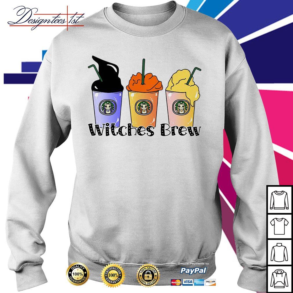 Halloween Hocus Pocus Starbuck Witches Brew Sweater