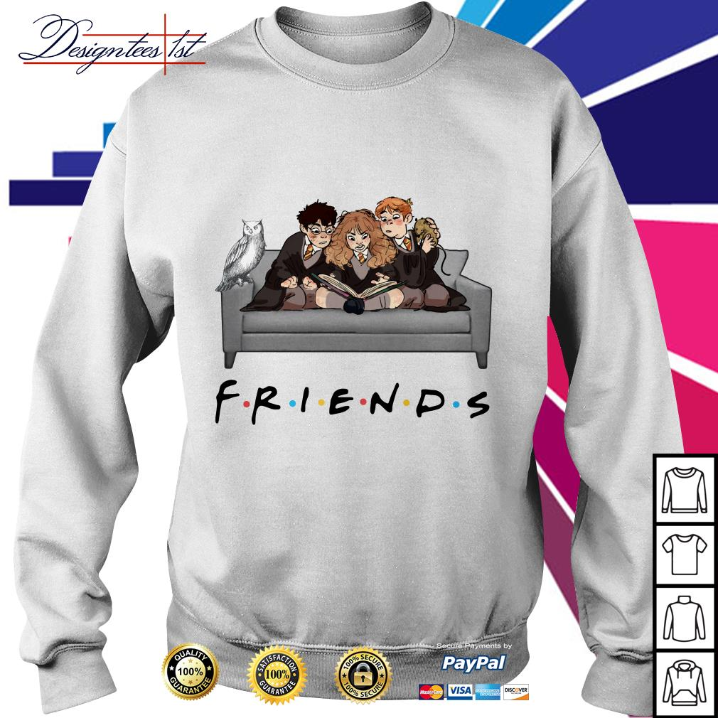 Harry Potter character Friends TV Show Sweater