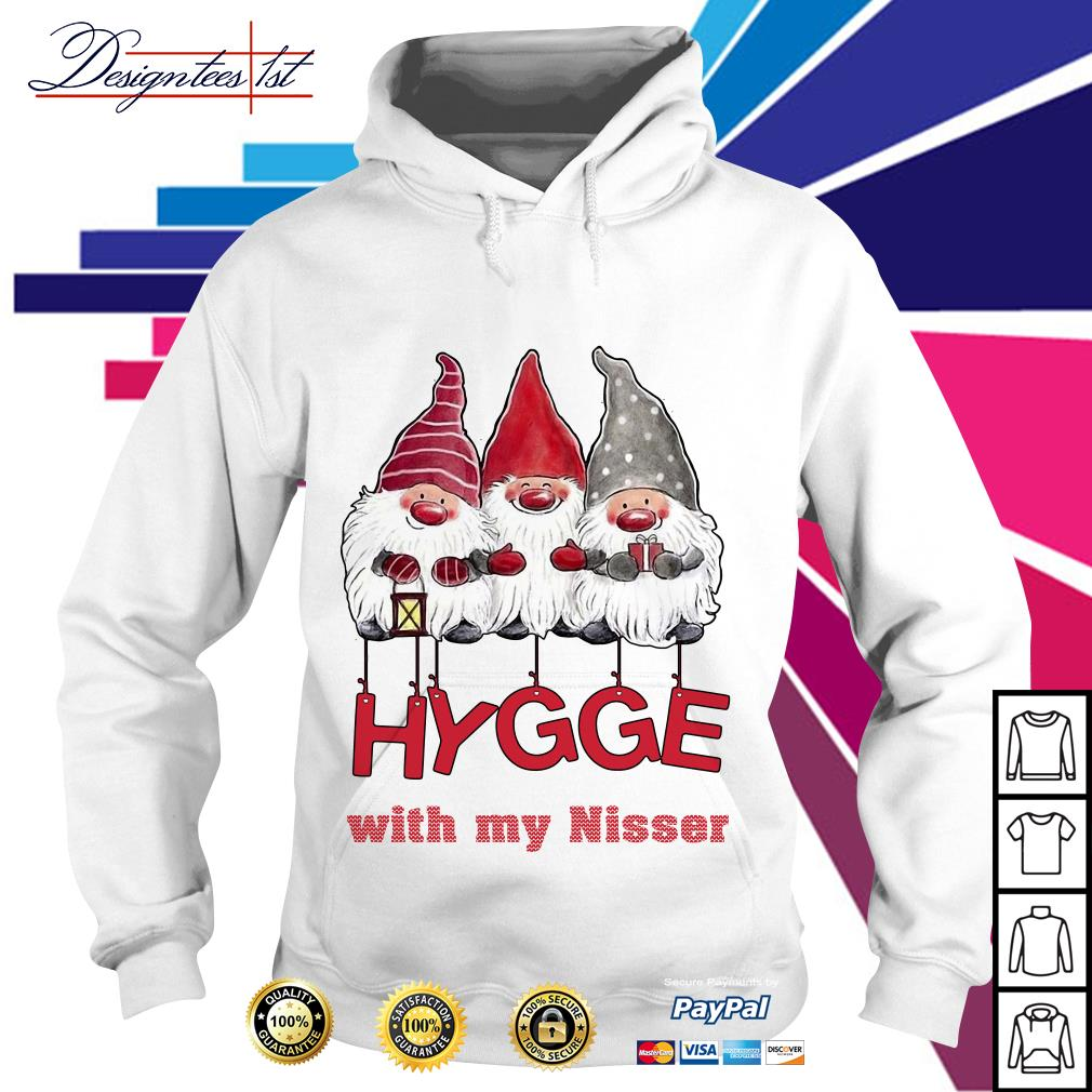 Hygge with my nisser Christmas Hoodie