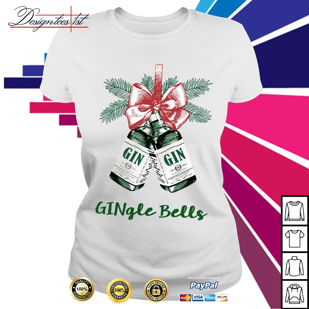 Jingle bells Gingle bells shirt