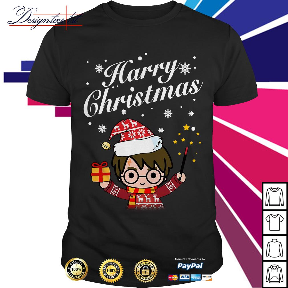 Merry Christmas Harry Potter Harry Christmas
