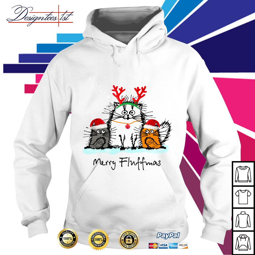 Merry Christmas Merry Fluffmas Hoodie