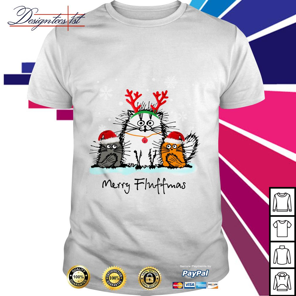 Merry Christmas Merry Fluffmas shirt, sweater