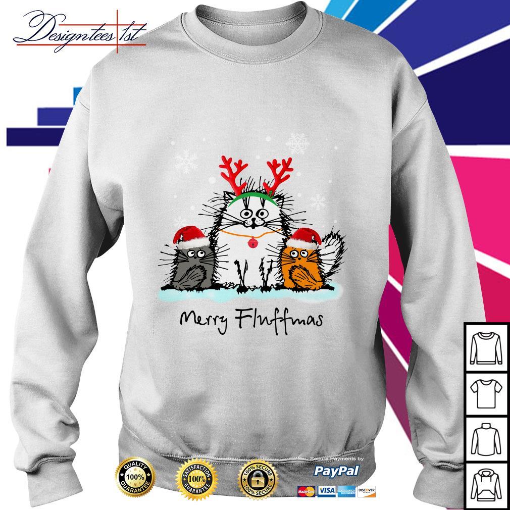 Merry Christmas Merry Fluffmas shirt, sweater