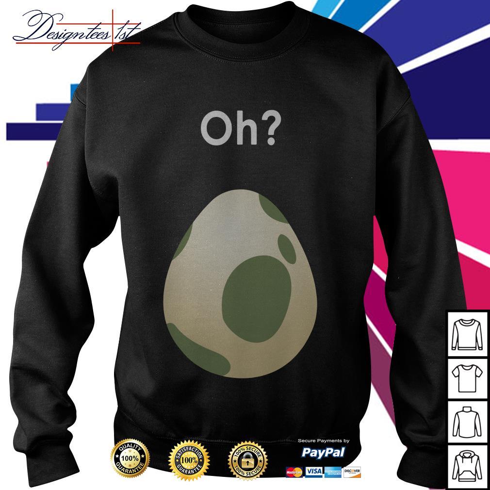 Pokemon egg Maternity Sweater