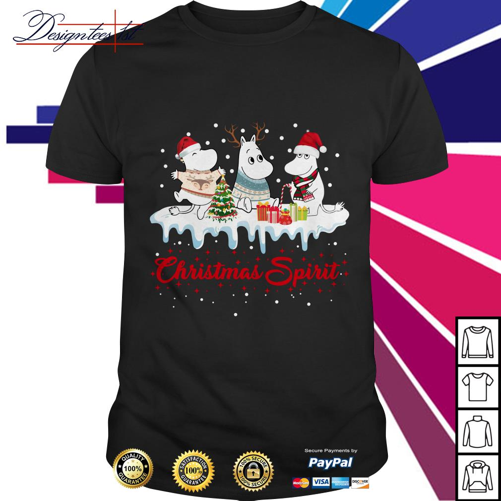 Snowman Christmas Spirit shirt, sweater