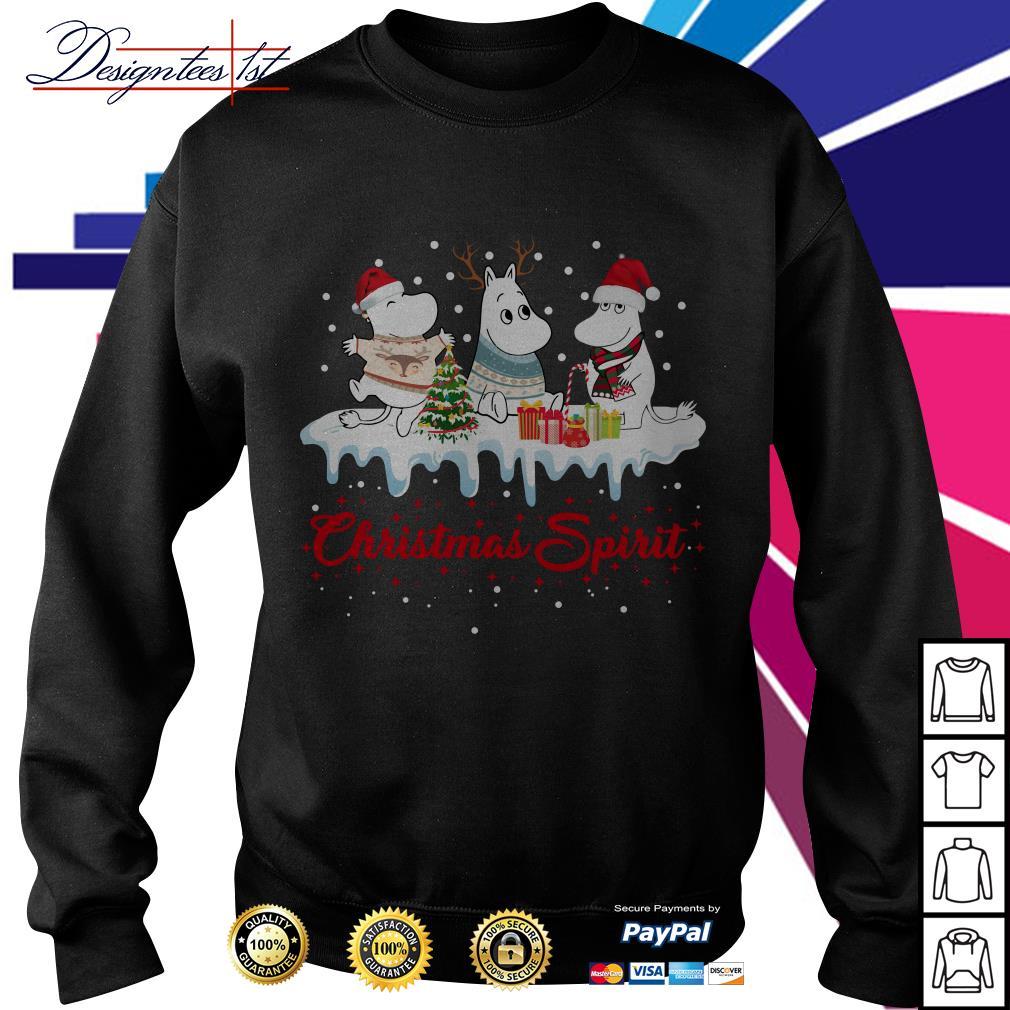 Snowman Christmas Spirit shirt, sweater