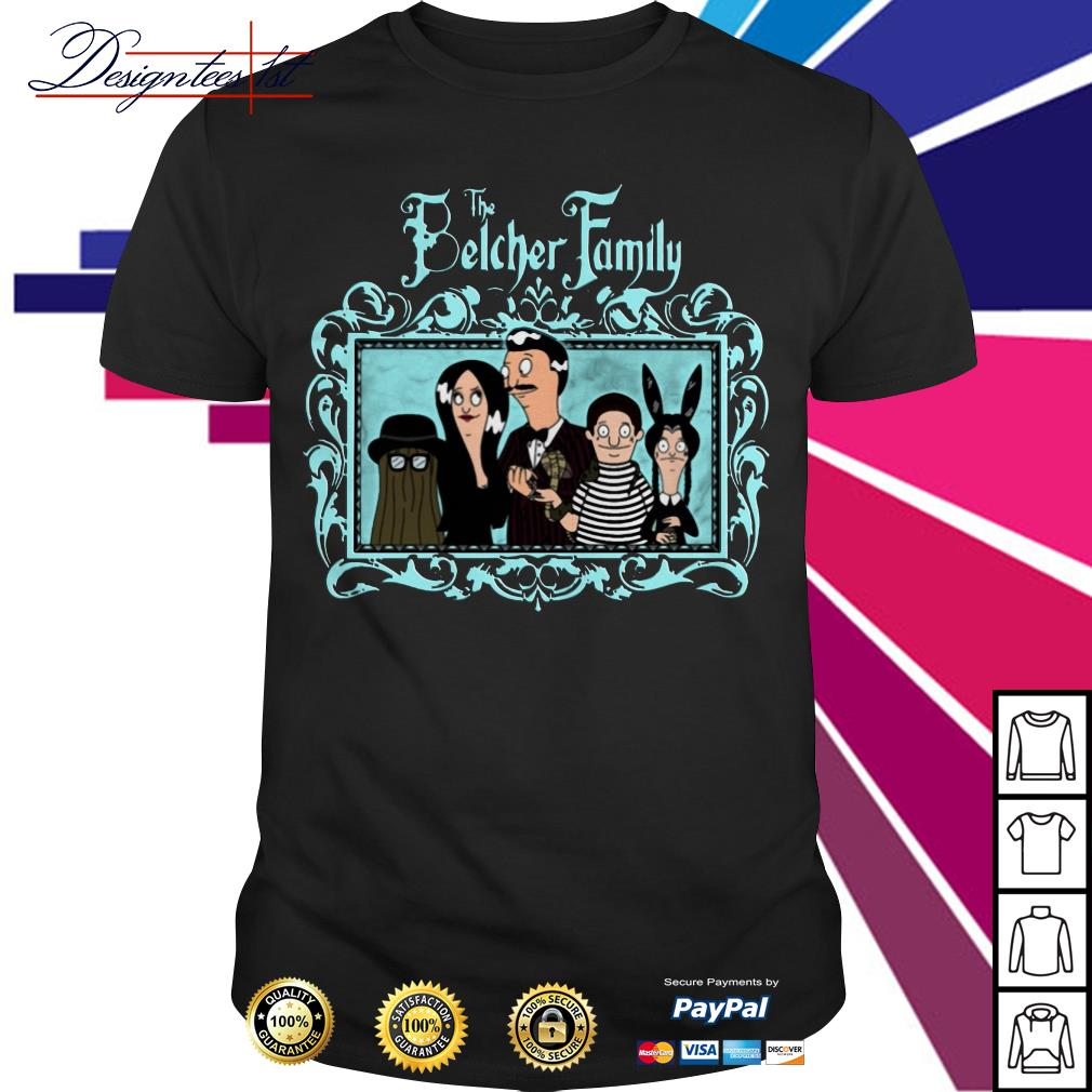 The Belcher family shirt