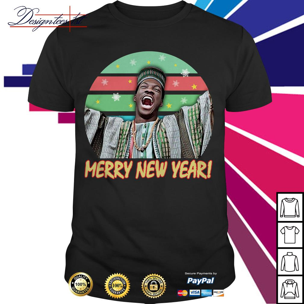 Billy Ray Valentine Merry New Year vintage shirt, sweater