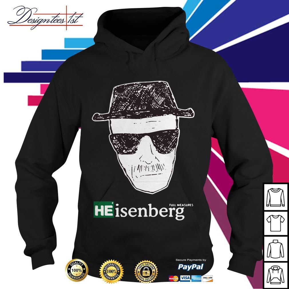 Breaking Bad Heisenberg Measures Hoodie
