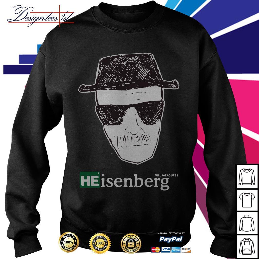 Breaking Bad Heisenberg Measures Sweater