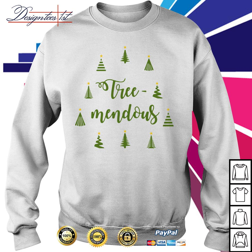 Merry Christmas Tree Mendous shirt, sweater