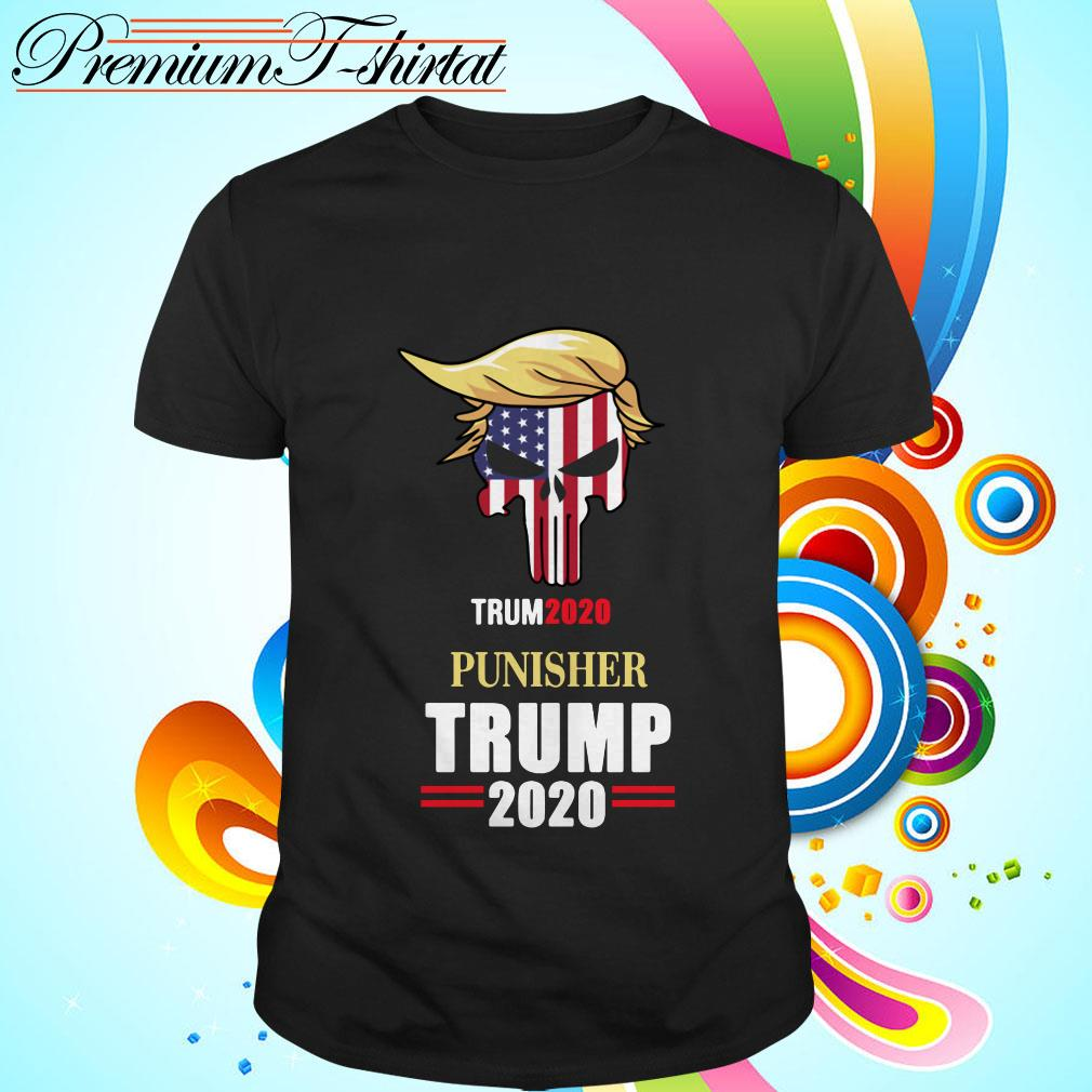 Trump 2020 Punisher Tito Ortiz Trump shirt