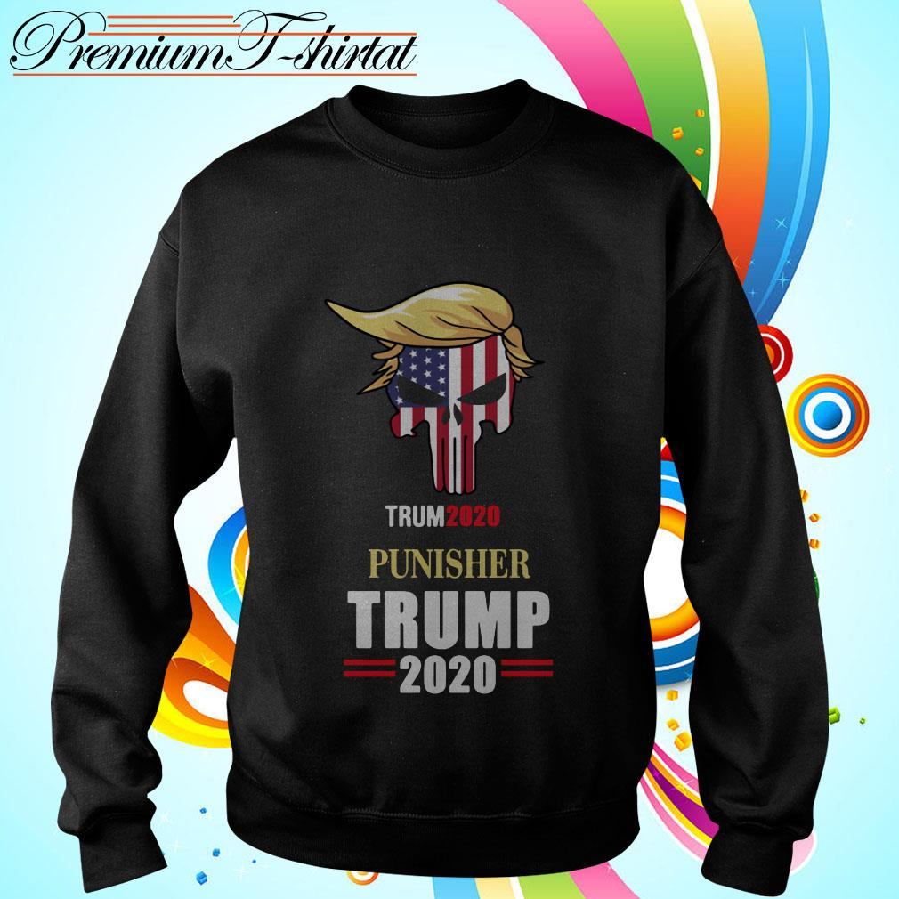Trump 2020 Punisher Tito Ortiz Trump Sweater