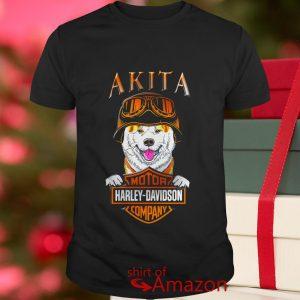 Akita Motor Harley Davidson company shirt