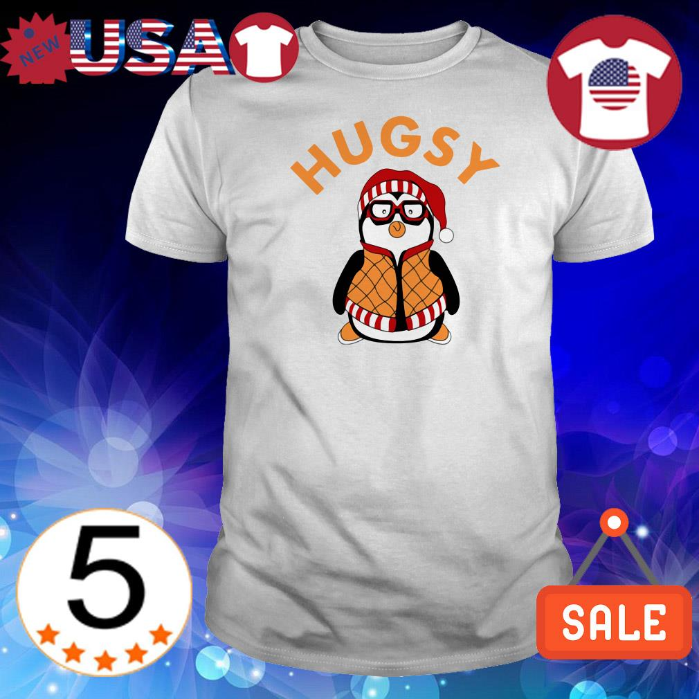 Hugsy the Penguin TV show shirt