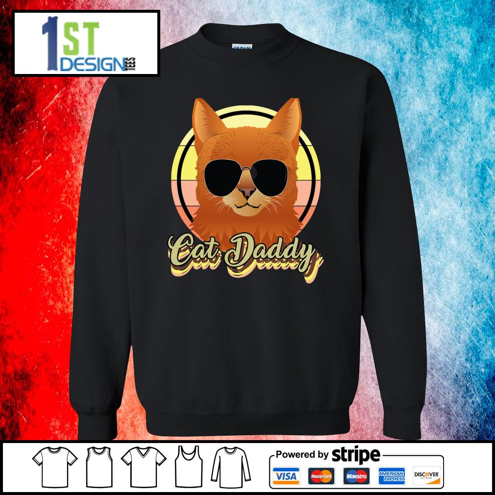 Cat daddy s sweater