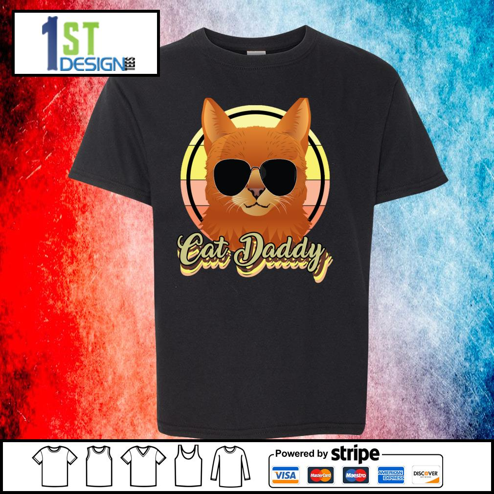 Cat daddy s youth-tee