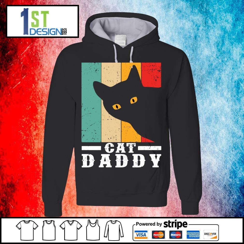 Cat daddy vintage s hoodie