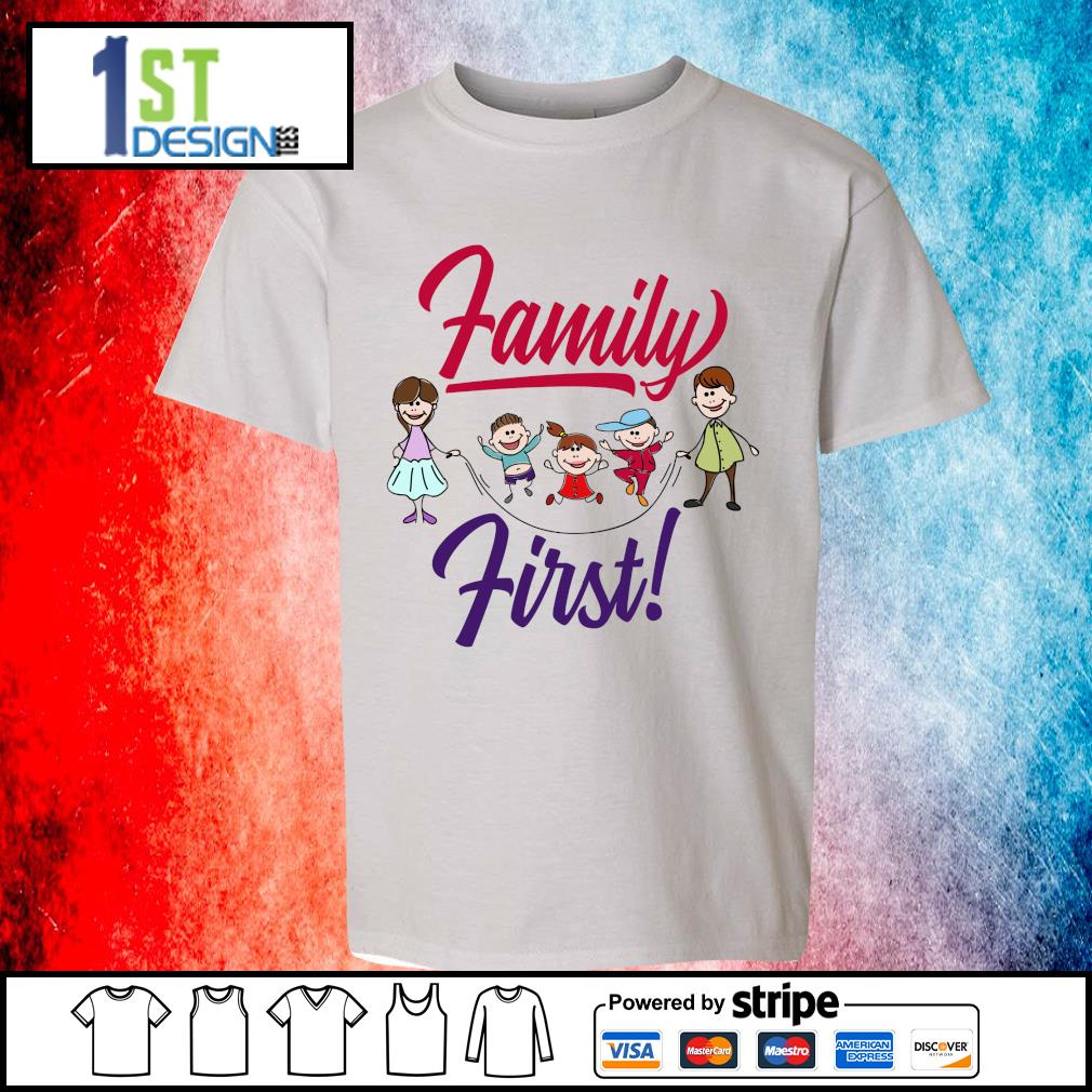 Family first s youth-tee